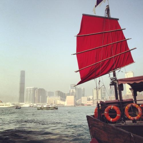 Hong Kong Skyline © 2013 Andrew Hitz